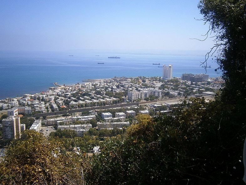 Haifa. Mount Carmel