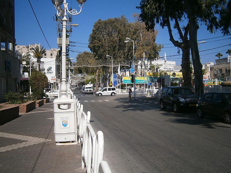 Nahariya. Sderot HaGa