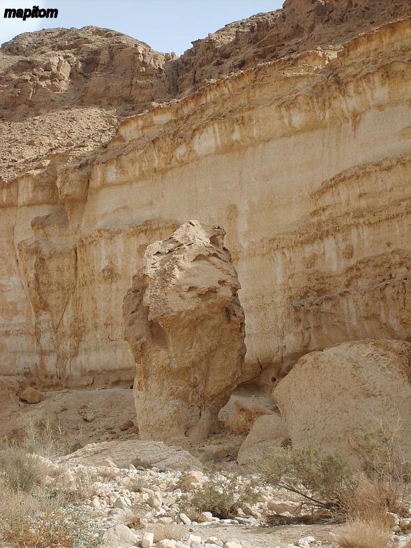 Негев и Арава. Пустыня Негев