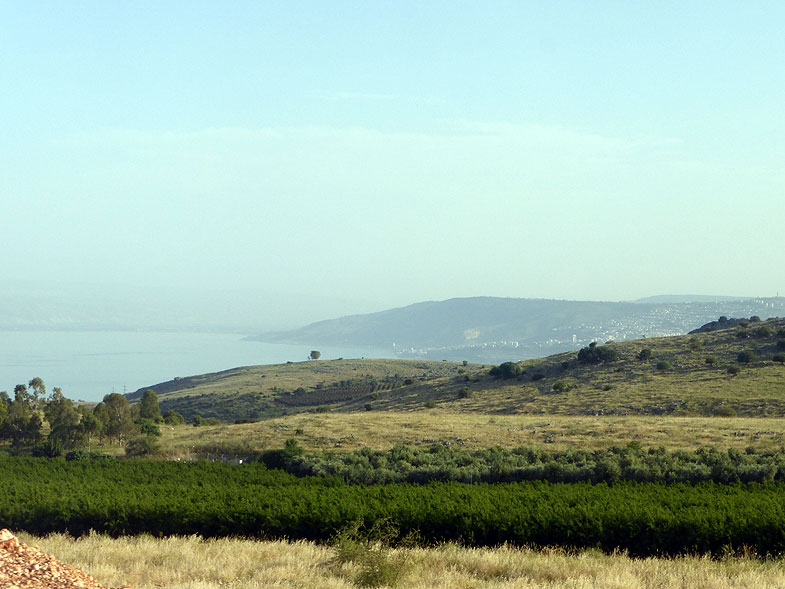 The View of Kinneret