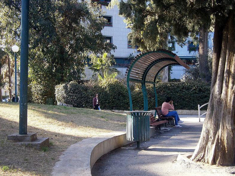 Рамат-Ган. Парк на Сдерот ха-Елед
