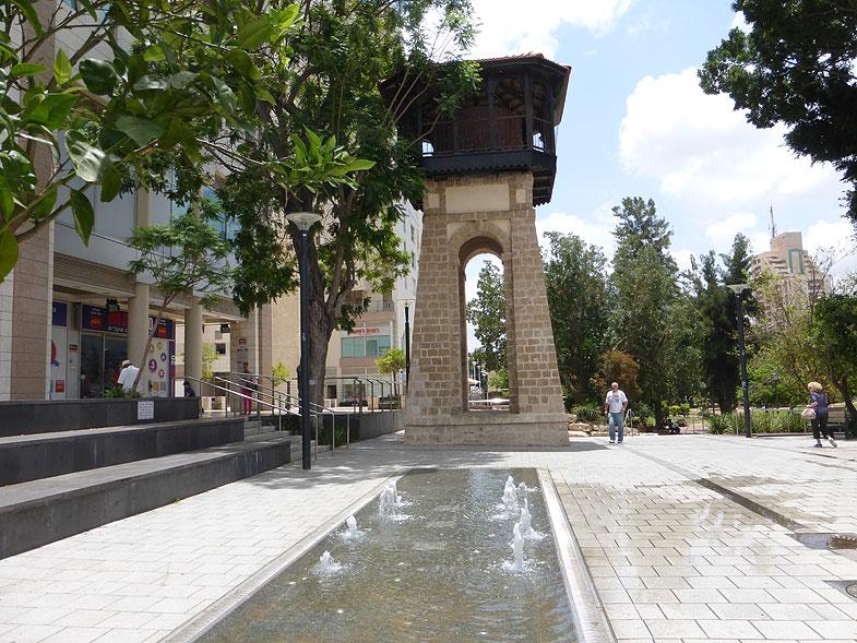 Исторический колодец в Ришон-ле-Ционе