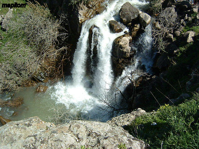 Водопад Саар