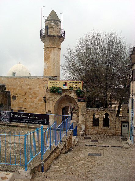Safed, Цфат. Photo:  Netzah.org (c)