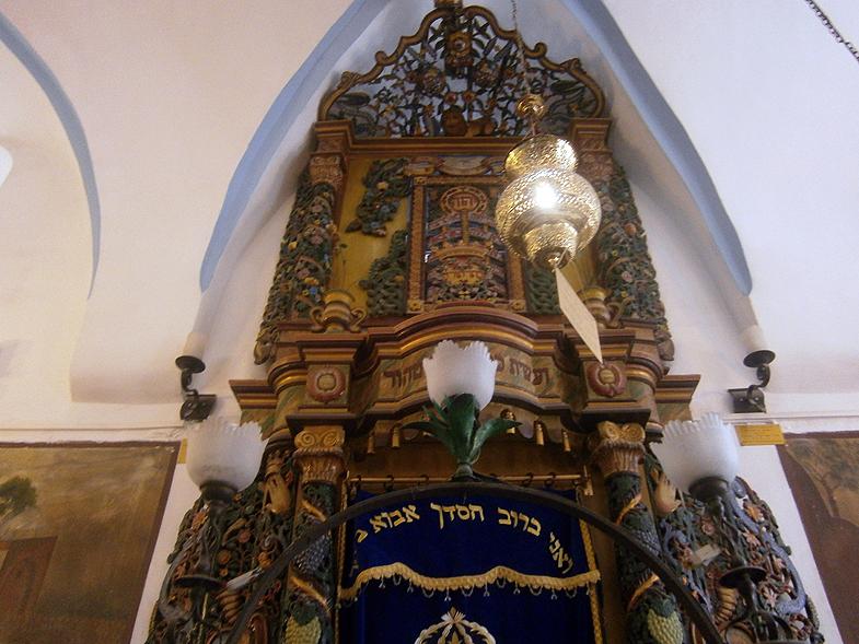 Цфат. Ашкеназская синагога Ари