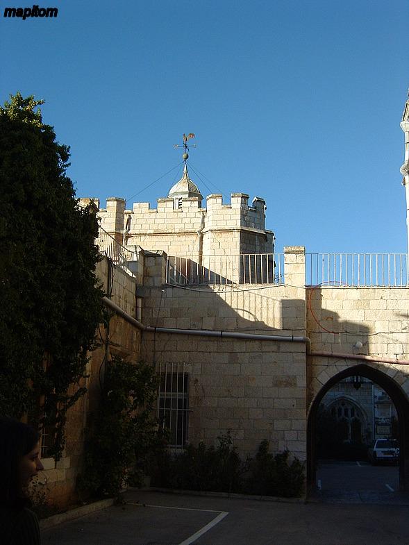 Jerusalem. St. George