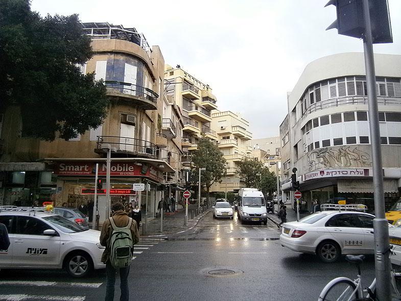 Tel Aviv. Allenby Street