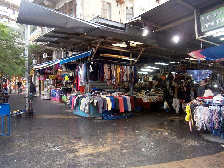 Tel Aviv. Carmel Market