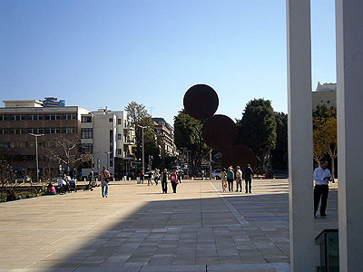 Tel-Aviv.