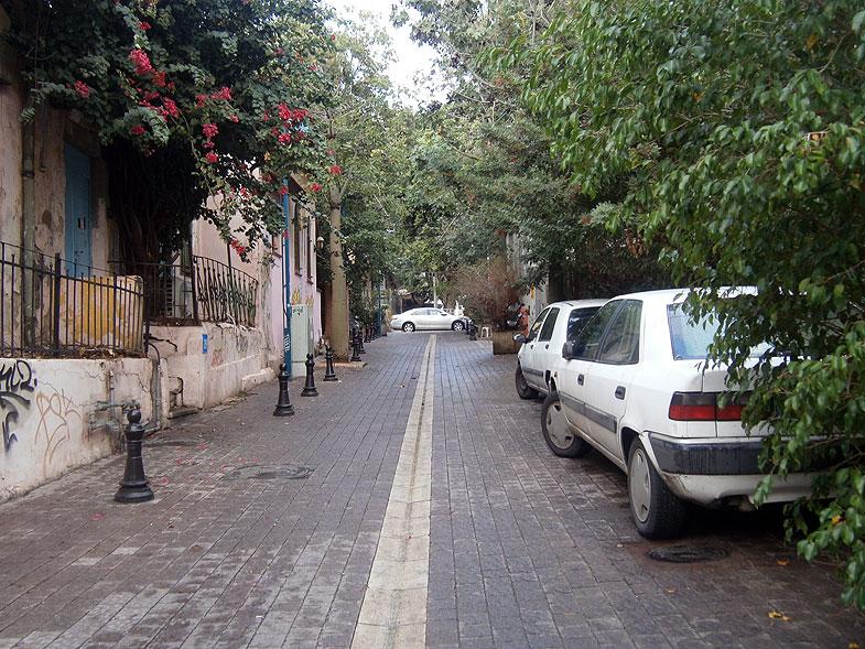 Tel Aviv. Kerem HaTeimanim