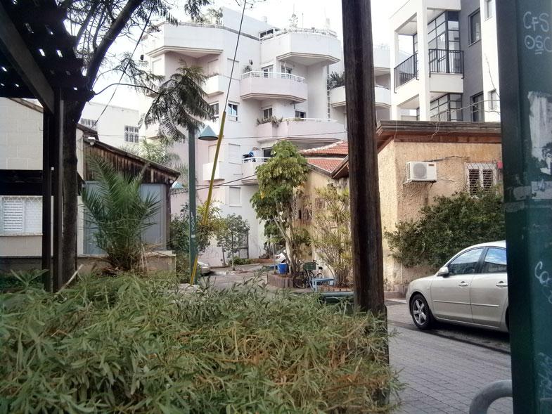 Тель-Авив. Керем ха-Тайманим