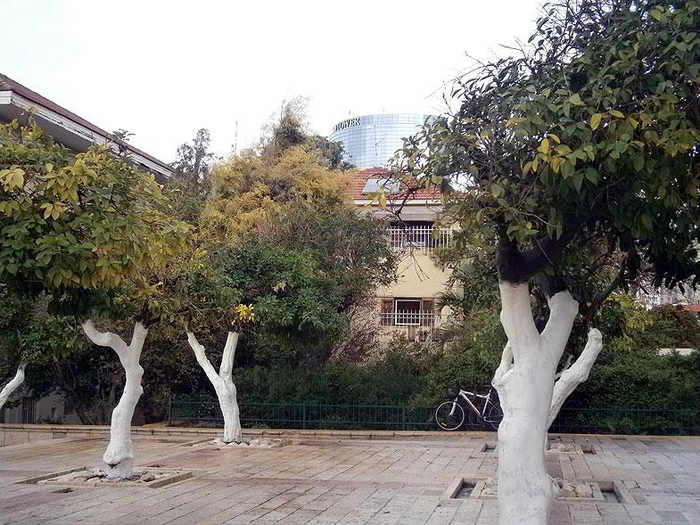 Tel Aviv. Neve Tzedek