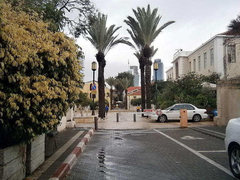 Тель-Авив. Неве-Цедек