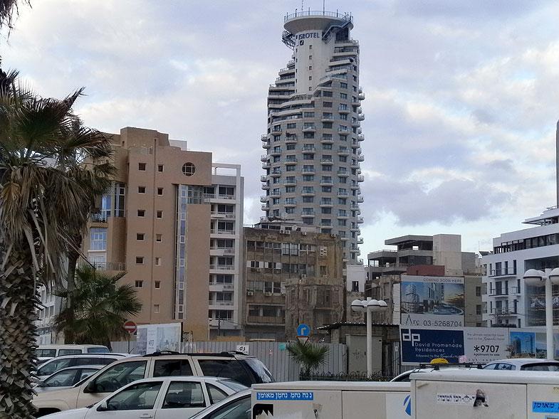 Тель-Авивская набережная