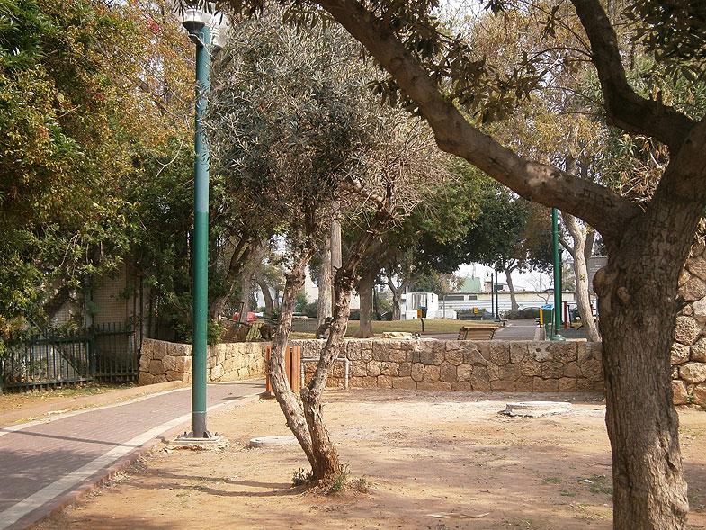 תל אביב. רמת ישראל