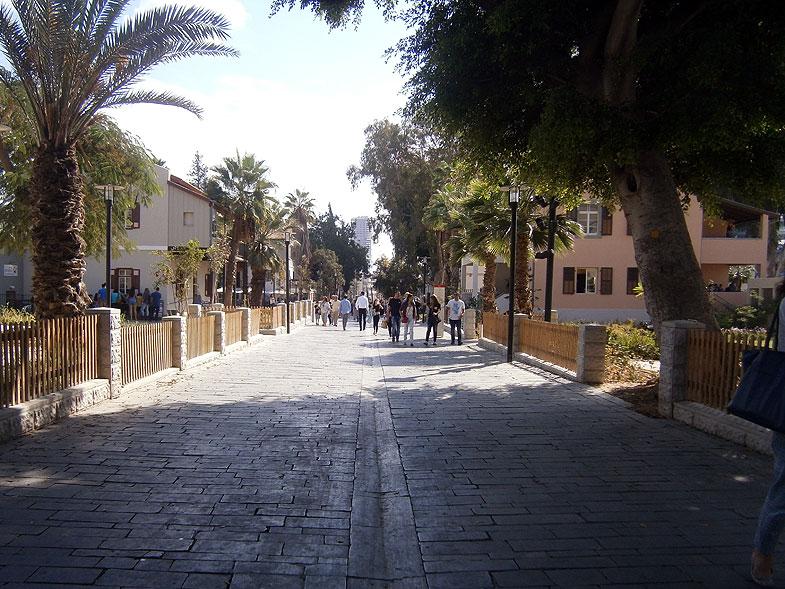 Немецкая колония Сарона в Тель-Авиве