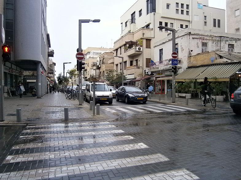 Tel Aviv, Тель-Авив. Photo:  Netzah.org (c)