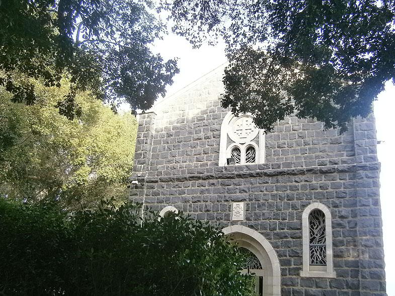 Табха. Церковь первенства Святого Петра