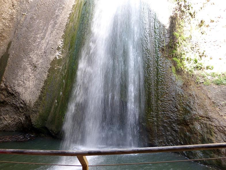 Водопад Танур