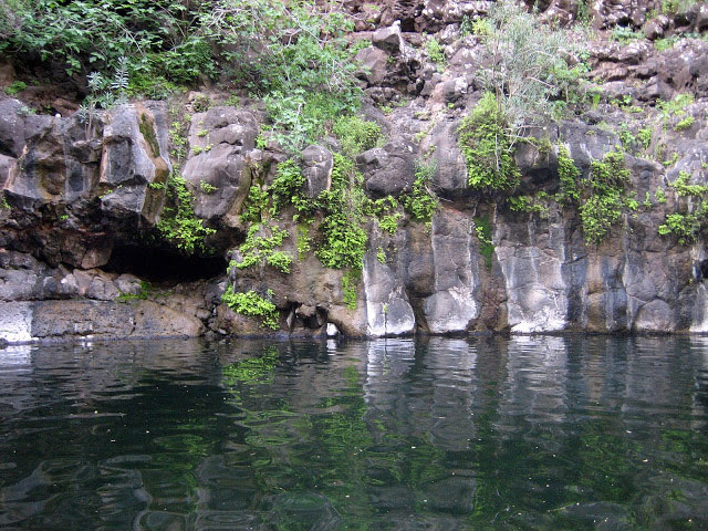 Водопад Завитан