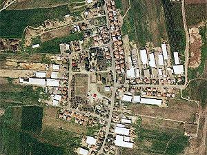 Ахисамах. Photo: map