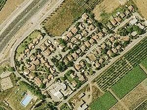 אחווה. Photo: map