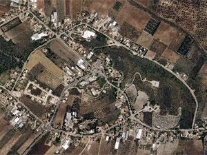 עמקה. Photo: map