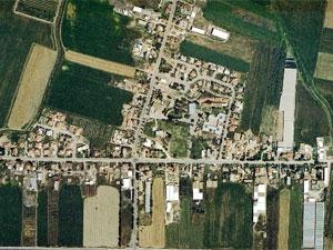 ברכיה. Photo: map