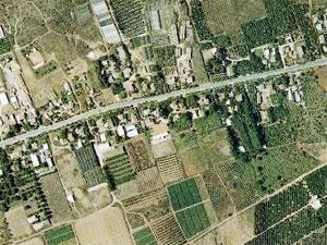 גן שורק. Photo: map