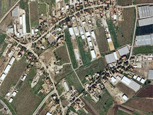 Givat Koah. Photo: map