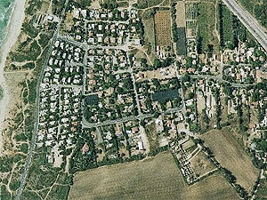 Havatzelet HaSharon. Photo: map