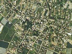 Kfar Haim. Photo: map