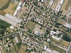Kfar HaNagid. Photo: map