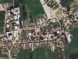 כפר פינס. Photo: map