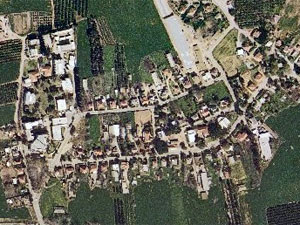 Кфар-Пинес. Photo: map