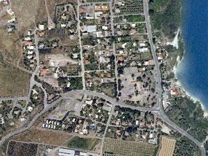 Kinneret. Photo: map