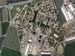 Масада. Photo: map