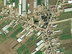 Млеа. Photo: map