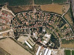Nir Galim. Photo: map