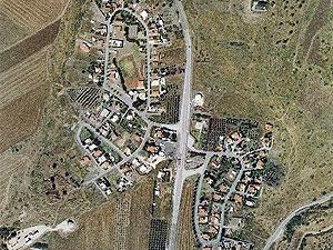 Пория-Кфар-Авода. Photo: map