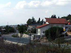 Ramat Raziel. Photo: m-yehuda.org.il