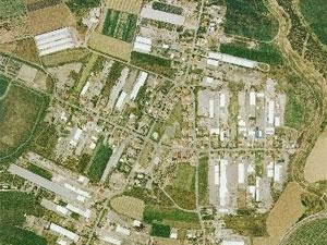 Сде-Узиягу. Photo: map