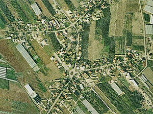 Sdei Trumot. Photo: map