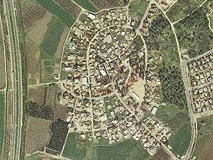 Yarhiv. Photo: map