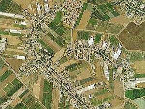ינון. Photo: map